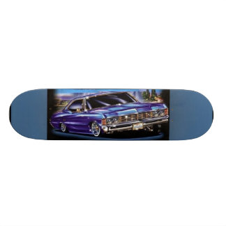 Low Rider Car - Skateboard
