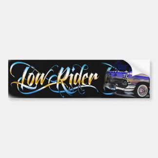 LOW RIDER STICKER