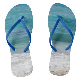 Low Tide at the Beach Thongs