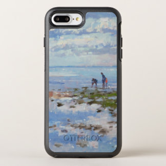 Low Tide Charmouth 2012 OtterBox Symmetry iPhone 8 Plus/7 Plus Case