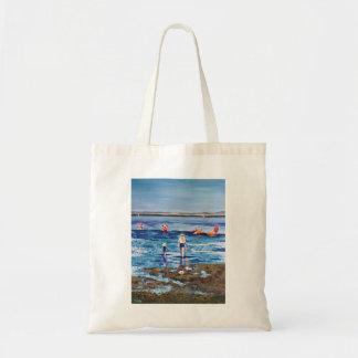 """""""Low Tide"""" Tote Bag"""