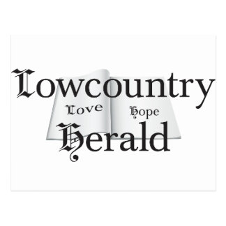 Lowcountry Herald Postcard