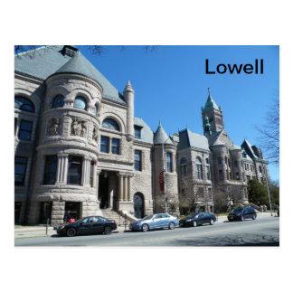 Lowell Postcard
