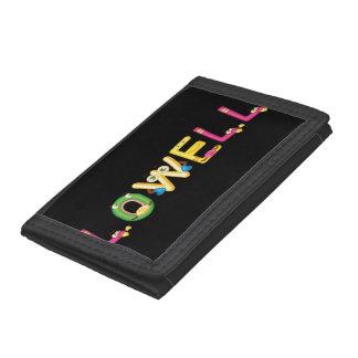 Lowell wallet