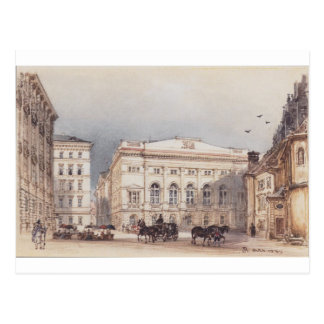 Lower Austrian country house in Vienna Postcard