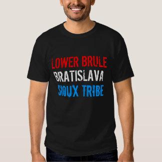 lower brule tshirt