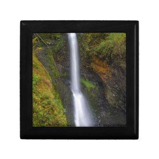 Lower Butte Creek Falls in Fall Season Gift Box