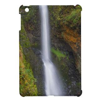 Lower Butte Creek Falls in Fall Season iPad Mini Covers