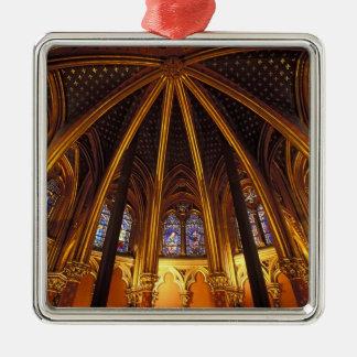 Lower chapel of La Sainte-Chapelle, Paris, Christmas Ornament