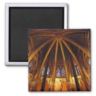 Lower chapel of La Sainte-Chapelle, Paris, Square Magnet