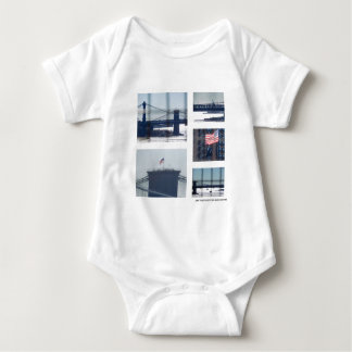 Lower East Side Photo (1) New York Photography Baby Bodysuit