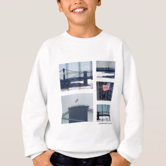 Lower East Side Photo (1) New York Photography Sweatshirt