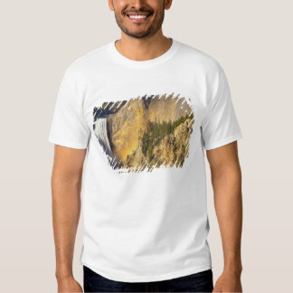 Lower Falls in the Grand Canyon of the Tee Shirts