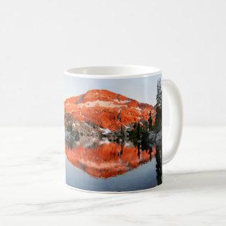 Lower Ottoway Lake Sunset - Yosemite Coffee Mug