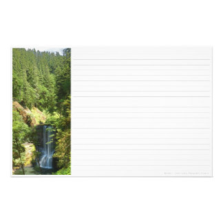 Lower South Falls Stationery