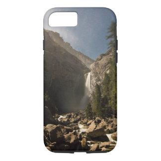 Lower Yosemite Falls at Night iPhone 7 Case