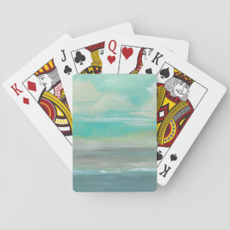 Lowland Beach I Playing Cards