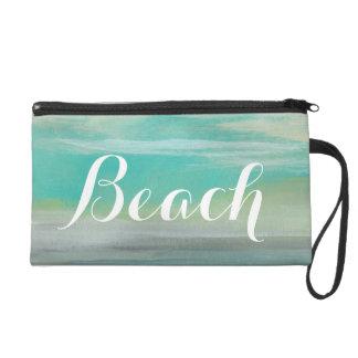 Lowland Beach I Wristlet
