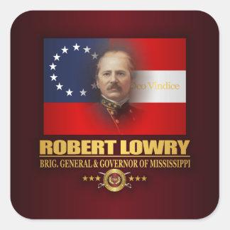 Lowry DV Square Sticker