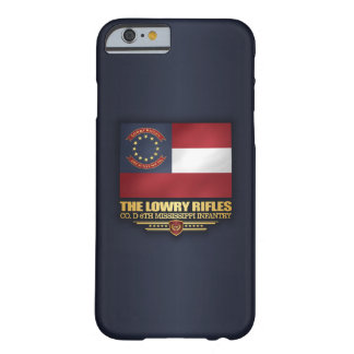 Lowry Rifles Barely There iPhone 6 Case