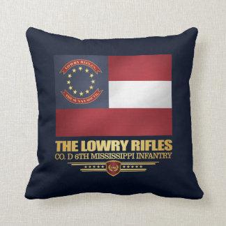 Lowry Rifles Cushion