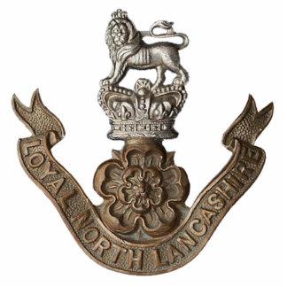 Loyal North Lancashire Regiment Photo Sculpture
