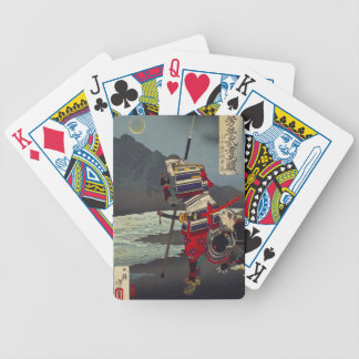 Loyal Samu - Tsukioka Yoshitosh Bicycle Playing Cards
