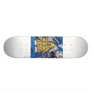 Loyal Samurai Angry Dragon Skate Board