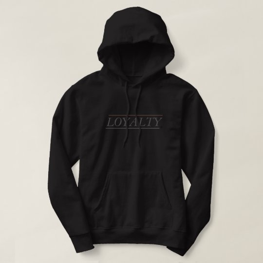 Loyalty Men's Hooded Sweatshirt