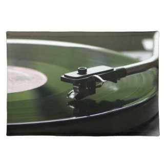 LP Record player... Placemat