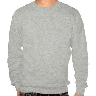 LP Record Pull Over Sweatshirt