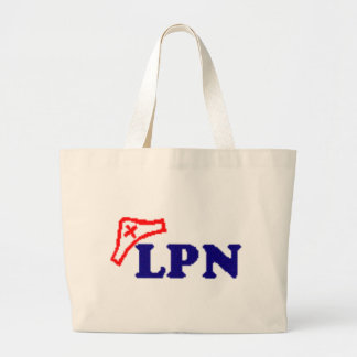 LPN LARGE TOTE BAG