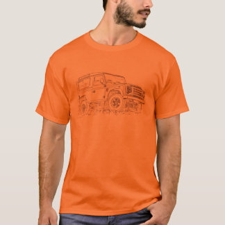 LR Defender Fire T-Shirt