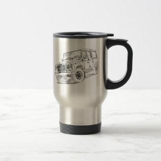 LR Defender Mugs
