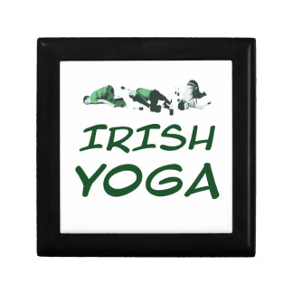 lrish yoga gift box