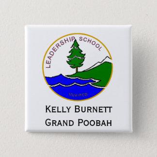 ls logo col, Julie SpringerConveno... - Customized 15 Cm Square Badge
