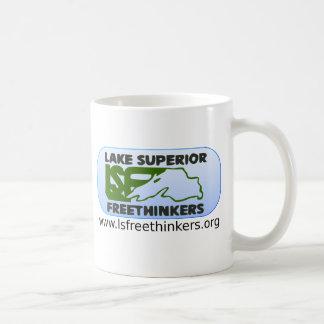 LSFlogowww, LSFlogo Basic White Mug