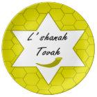 L'shanah Tovah Plate