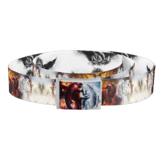 "LSM ""Angelz & Demonz"" Belt"