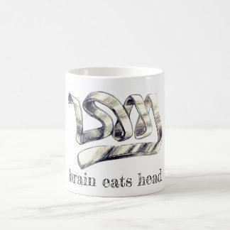 LSM/braineats head Coffee Mug
