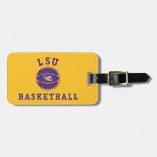 LSU Basketball | Louisiana State 4 Luggage Tag