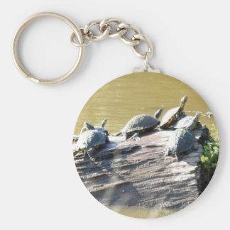 LSU Turtles.JPG Key Ring
