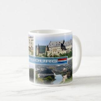 LU Luxembourg - Coffee Mug