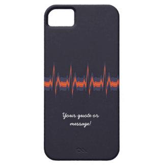 Lubdub Purple Customisable Phone Case. iPhone 5 Cases