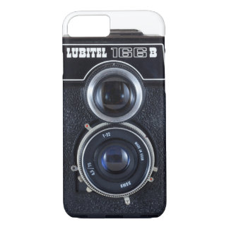 Lubitel Russian Vintage Camera - I6 iPhone 7 Case