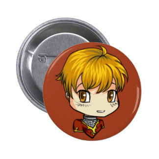 Lucas 6 Cm Round Badge