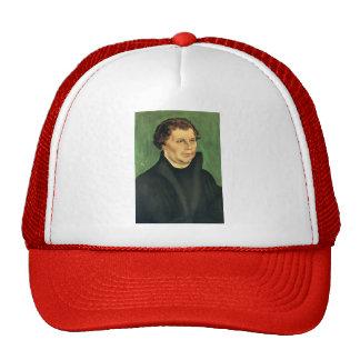 Lucas Cranach the Elder- Martin Luther Hat
