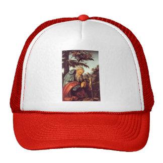 Lucas Cranach the Elder- St Anthony Mesh Hats