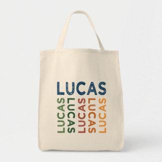 Lucas Cute Colorful Bag