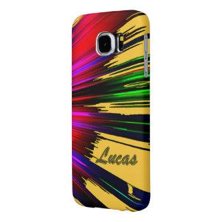 Lucas Dynamic Style Samsung Galaxy case
